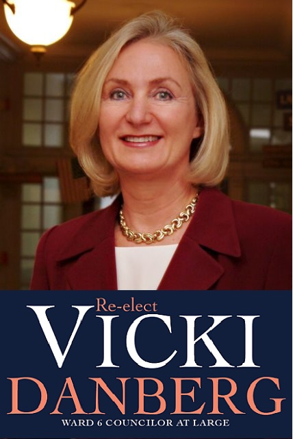 I ask for your vote on November 5th!