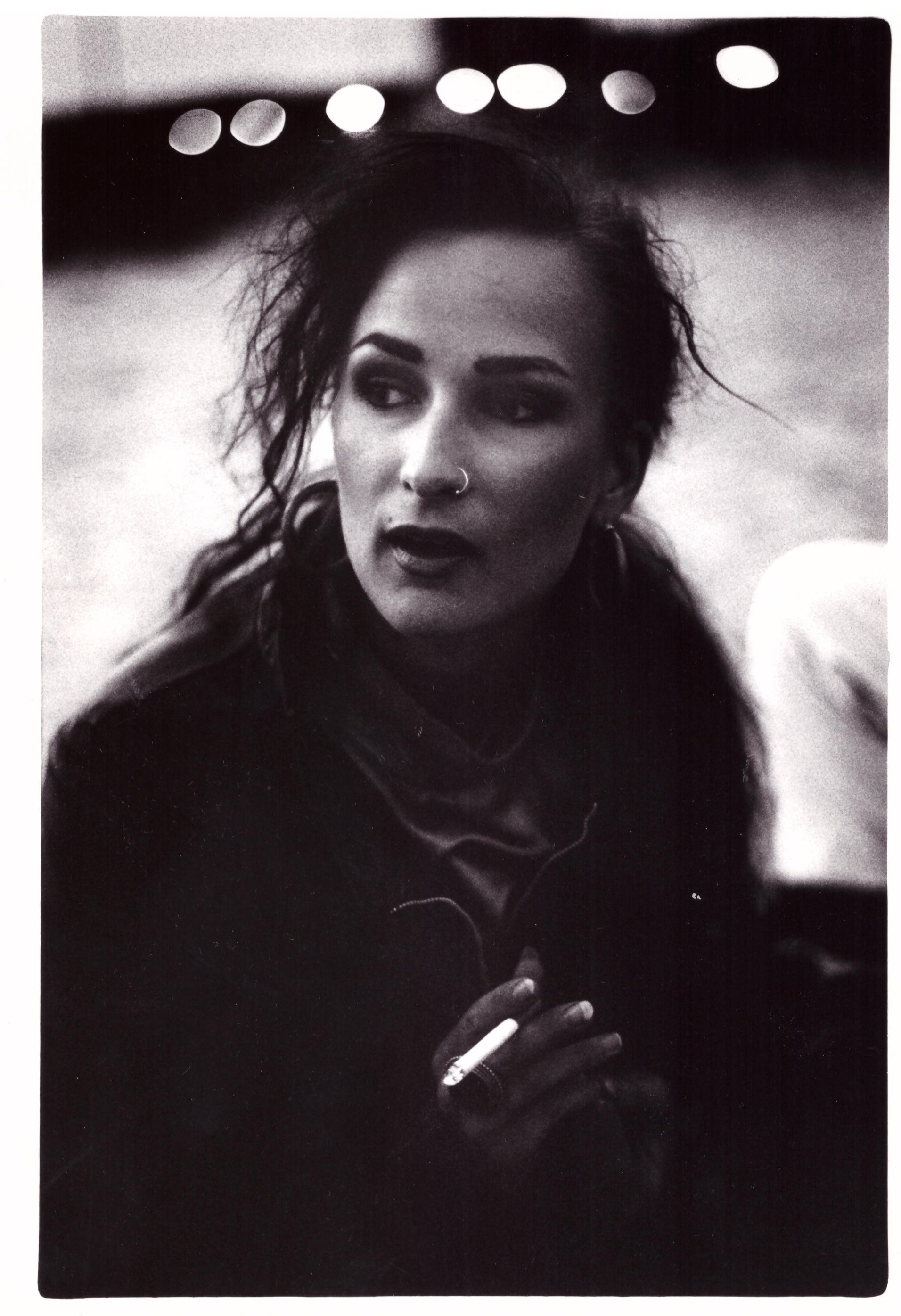 Yvette Strandberg 1989