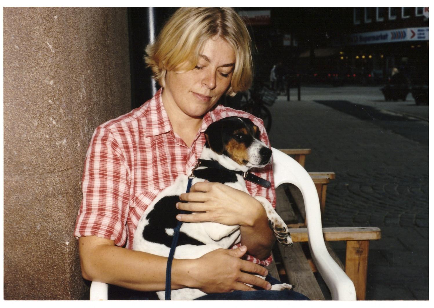Lisa Strömbeck & Ivan 2000