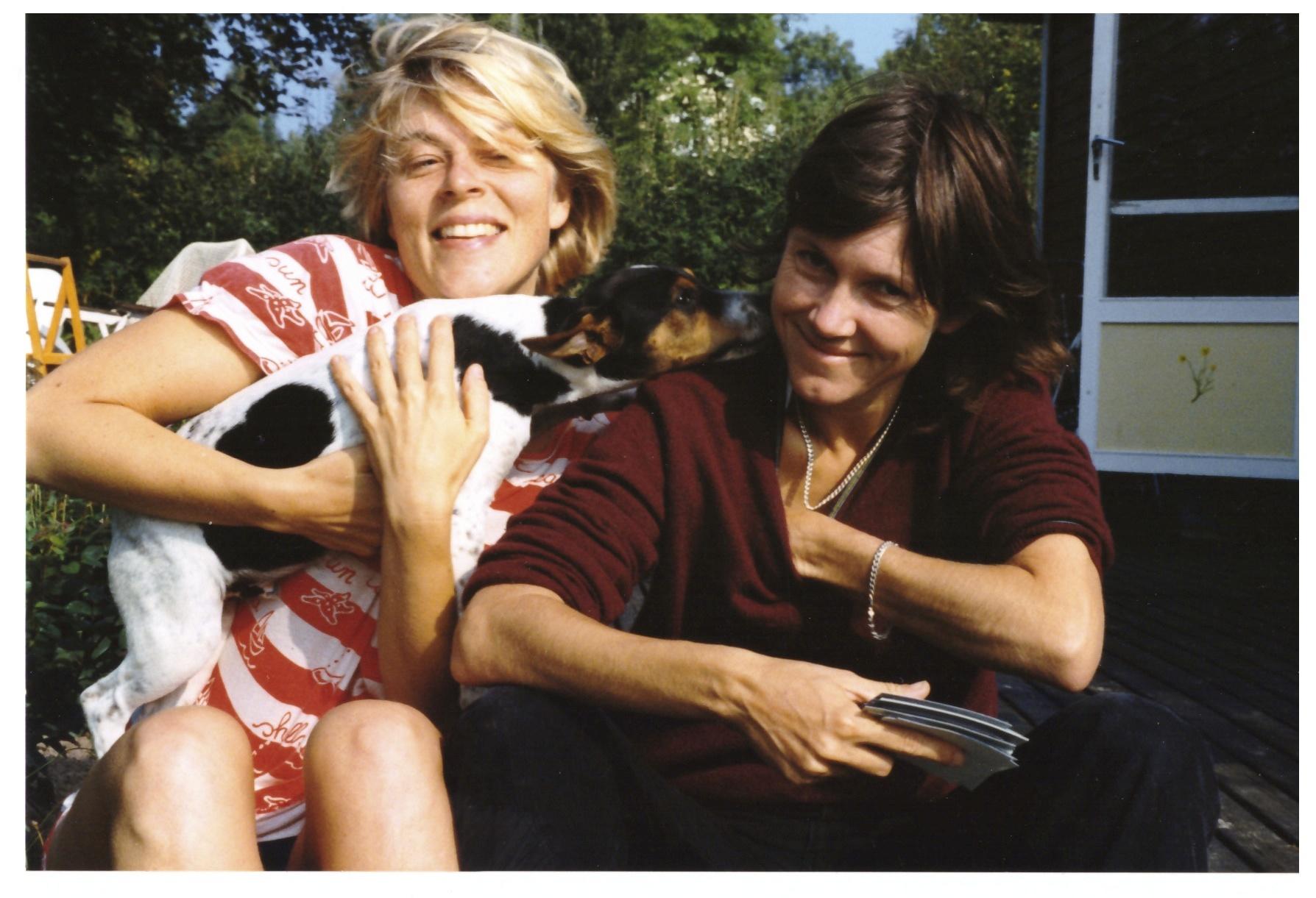 Lisa Strömbeck, Ivan & Maria Karlsson 1999
