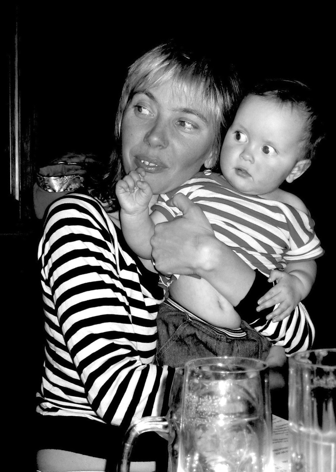 Lotta Antonsson & Gloria 2004