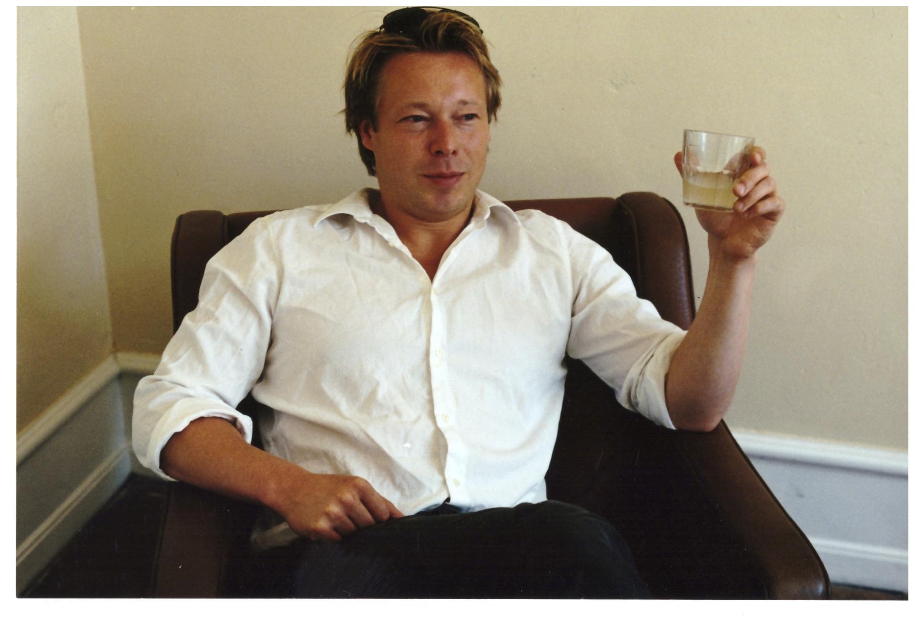 Staffan Boije af Gennäs 1999