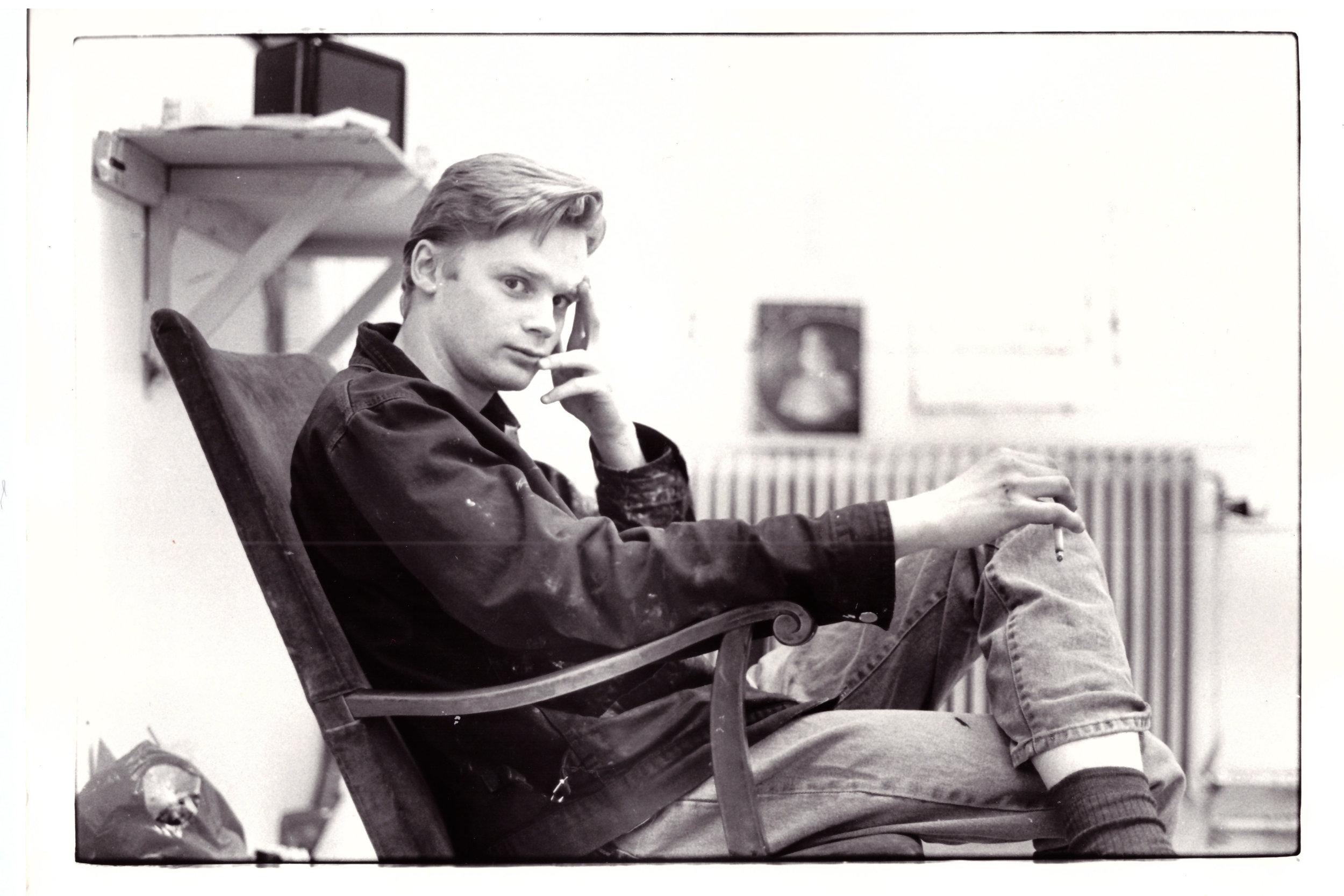 Dan Almqvist 1987