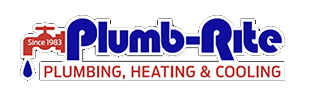 """Plumb-Rite - """"Your local Plumbers since 1983, Our goal is to ensure the complete satisfaction of every customer we contact, while offering knowledgeable and friendly service at competitive rates. Our hope is that you'll feel confident in our ability to meet all of your expectations and know that you are always our number one priority""""."""