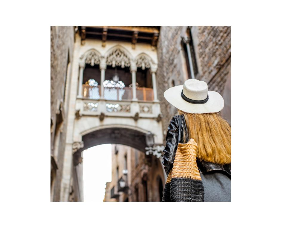 OS ACOMPAÑAMOS - Listos para visitar la ciudad de Barcelona con nosotros? Os explicamos cómo.