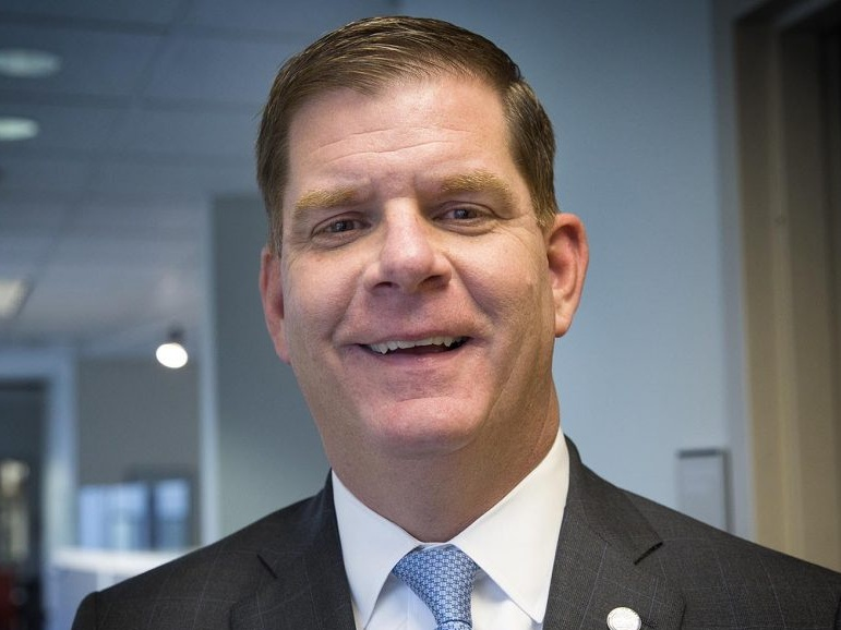 … - Marty Walsh