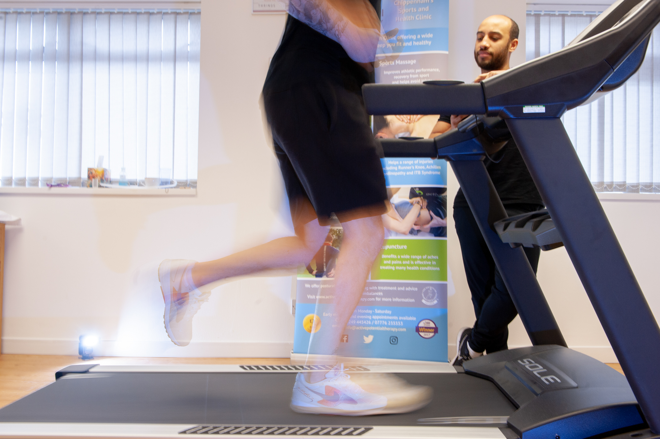 Gait Analysis -