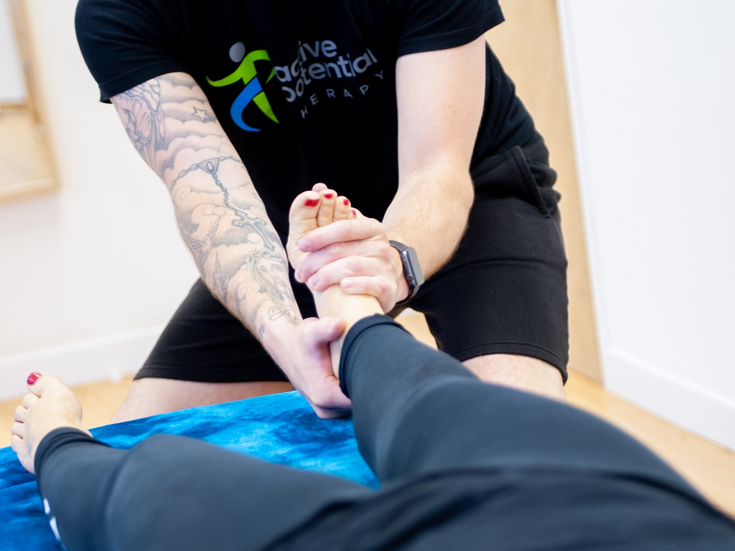 Sports Therapy -