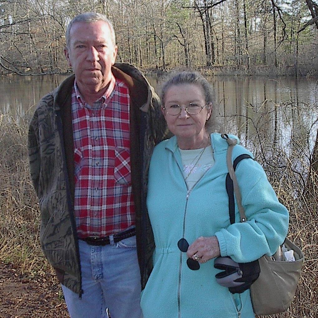 Philip Waldrop and Diana Waldrop Herring