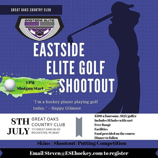 ⛳️⛳️⛳️So close it's a gimmie.... Monday 1pm shot gun start and we couldn't be more excited to enjoy a beautiful day on the course. 🏌🏾‍♂️🏌🏼‍♀️🏌🏻‍♂️