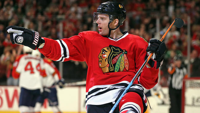 "Kris Versteeg - ""I can't believe how competitive and high pace the games are. Great to see a lot of pro guys from the Toronto and surroundings areas coming together to compete. I can't wait to see who shows up next season. See you there!""- Kris Versteeg #23 Chicago Blackhawks"