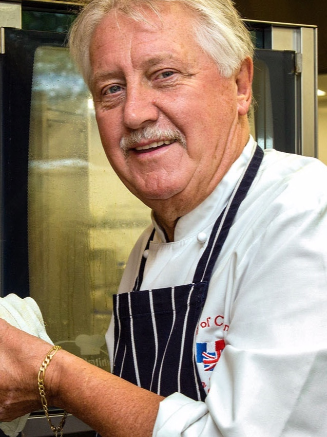 Brian Turner CBE - Brian is said to be one of Britain's most well-known chefs having trained at Simpson's in the Strand, The Savoy, The Beau Rivage in Lausanne and Claridge's. In 1971 he opened the kitchens of The Capital Hotel with Richard Shepherd where they won a then rare Michelin star.Turner is the President of the Royal Academy of Culinary Arts which he has combined with a successful career as a TV personality.In June 2002 Turner was awarded a CBE for his services to tourism and training in the catering industry. Since then Turner has been made an Honorary Professor of The University of West London, a Fellow of the City and Guilds of London Institute as well as receiving Honorary Doctorates of Science at Leeds Metropolitan and Sheffield Hallam Universities.Brian plays an active role in campaigns to encourage British people to get back into the kitchen and enjoy cooking even more.