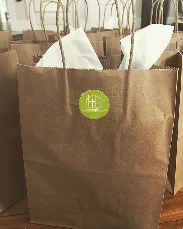Do your co-hosts leave goodie bags with locally made treats for your guests? We are so excited to share some of Maine's goods with our guests! Summer, we are ready for you 🌞 stay tuned to see what's inside! #propertymanagement #guests #localbusiness #visitportlandme #airbnb #giftbags