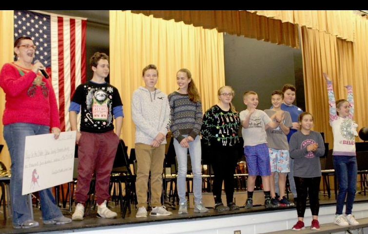 Penn Yan kids wage 'Penny War' to benefit Humane Society - The Chronicle Express/December 27, 2018