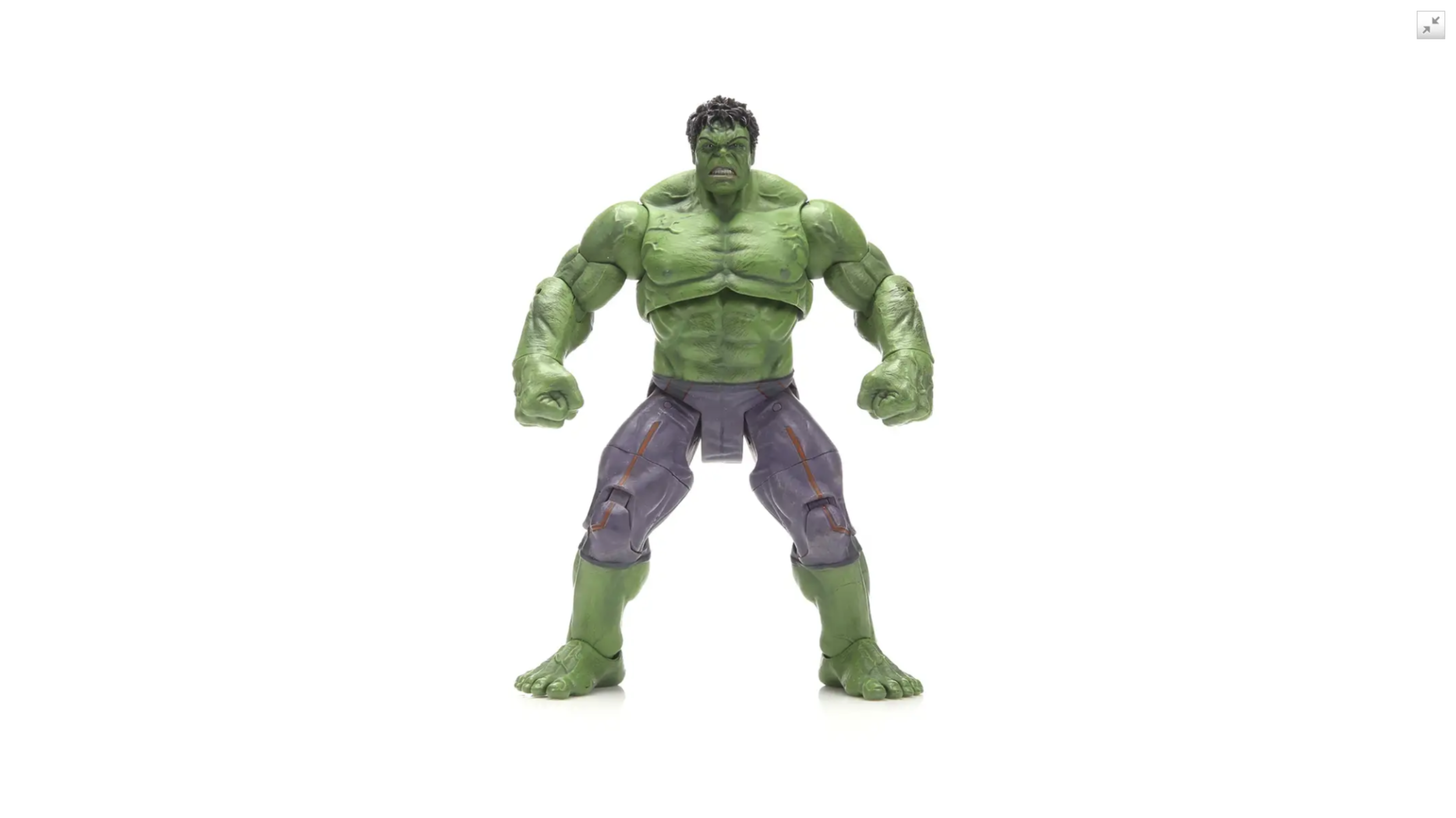 360 Photography of The Hulk Figure