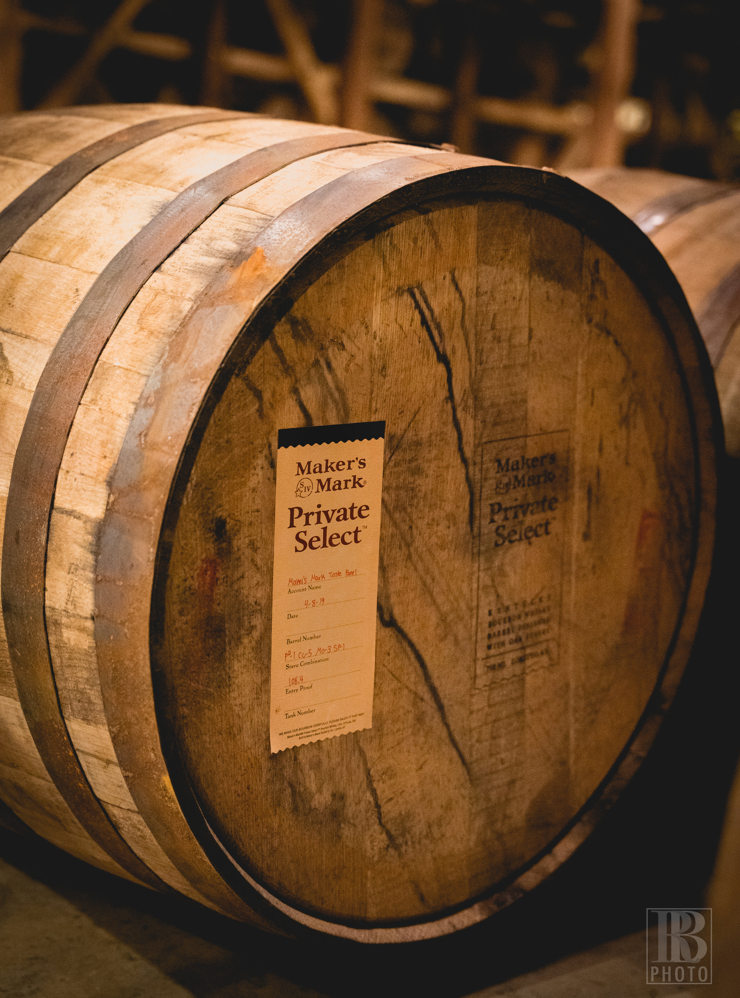 For just under $16K you can pick the oak to age your own barrel of Maker's. It gets you 240 bottles of Maker's Select, so it's totally worth it.