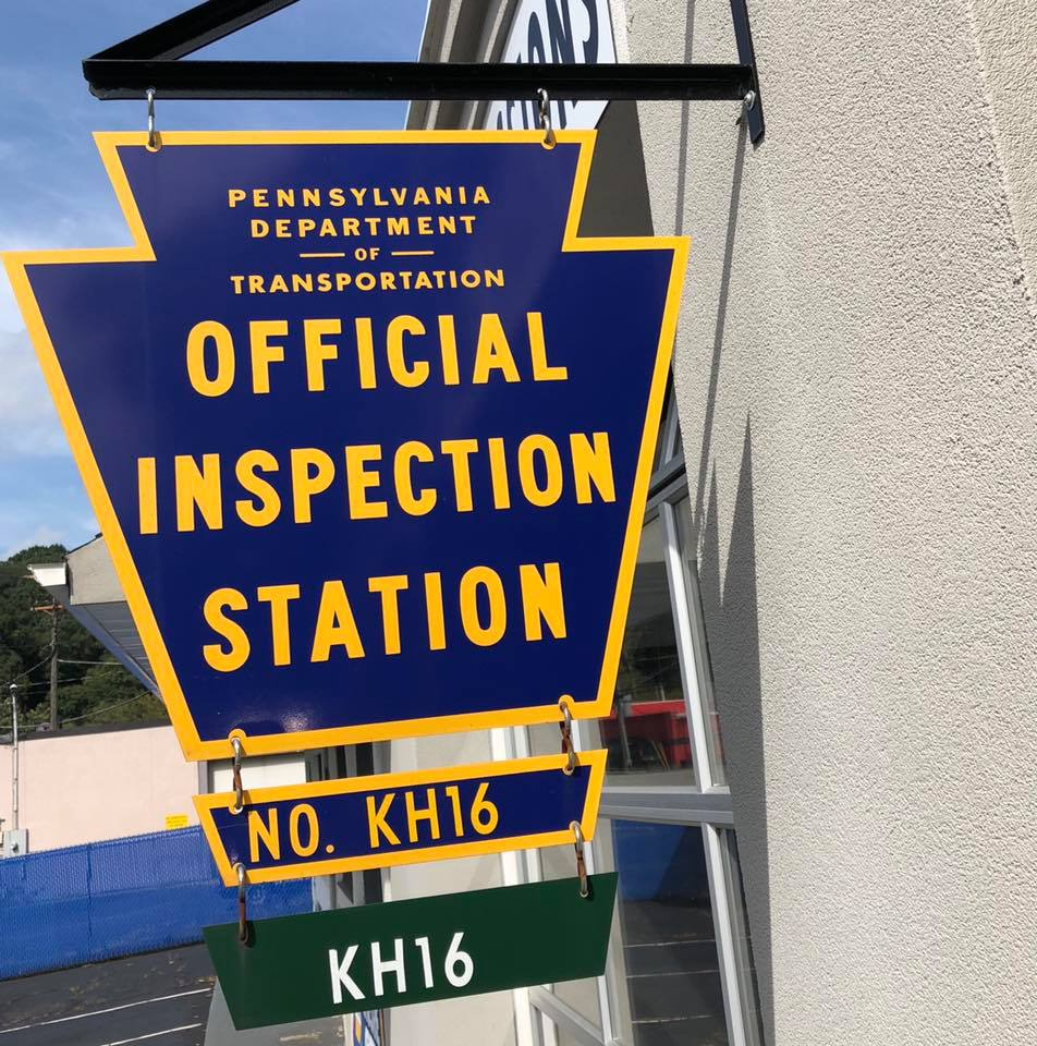 PA State Inspections & Emissions