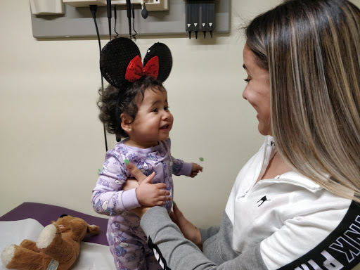 """Franchesca P. - """"Neopeds Medical Services took care of my siblings and I early on. I've been coming here for years and saw it fit to bring my daughter here too. I'm happy that she gets to be taken care of by professionals who grow with her and learn about her just as they did with me."""""""