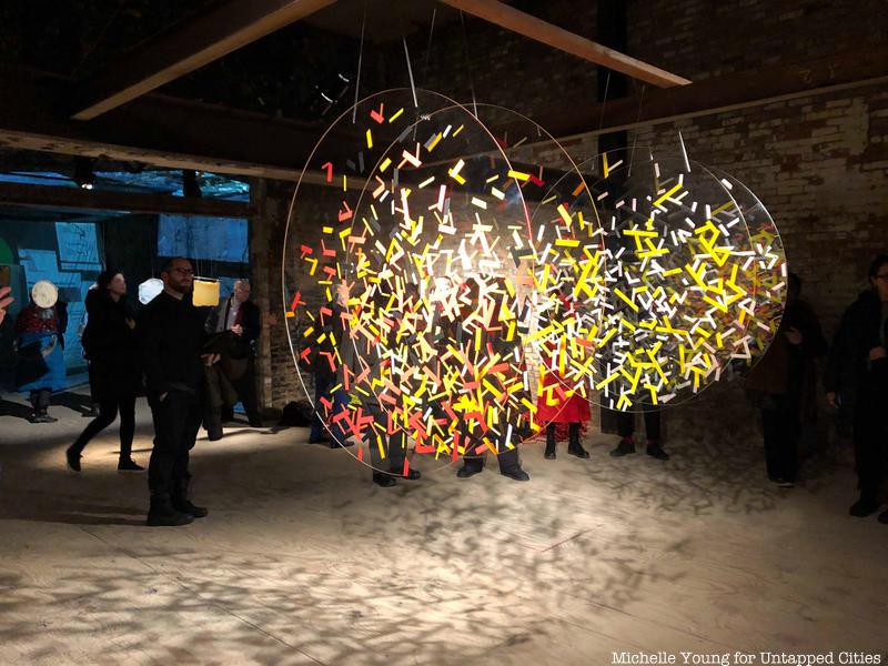 Installation by Philippe Halaburda - 2019