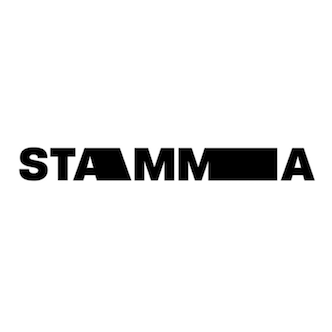 Logo of Hiatus Collective partner The British Stammering Association.