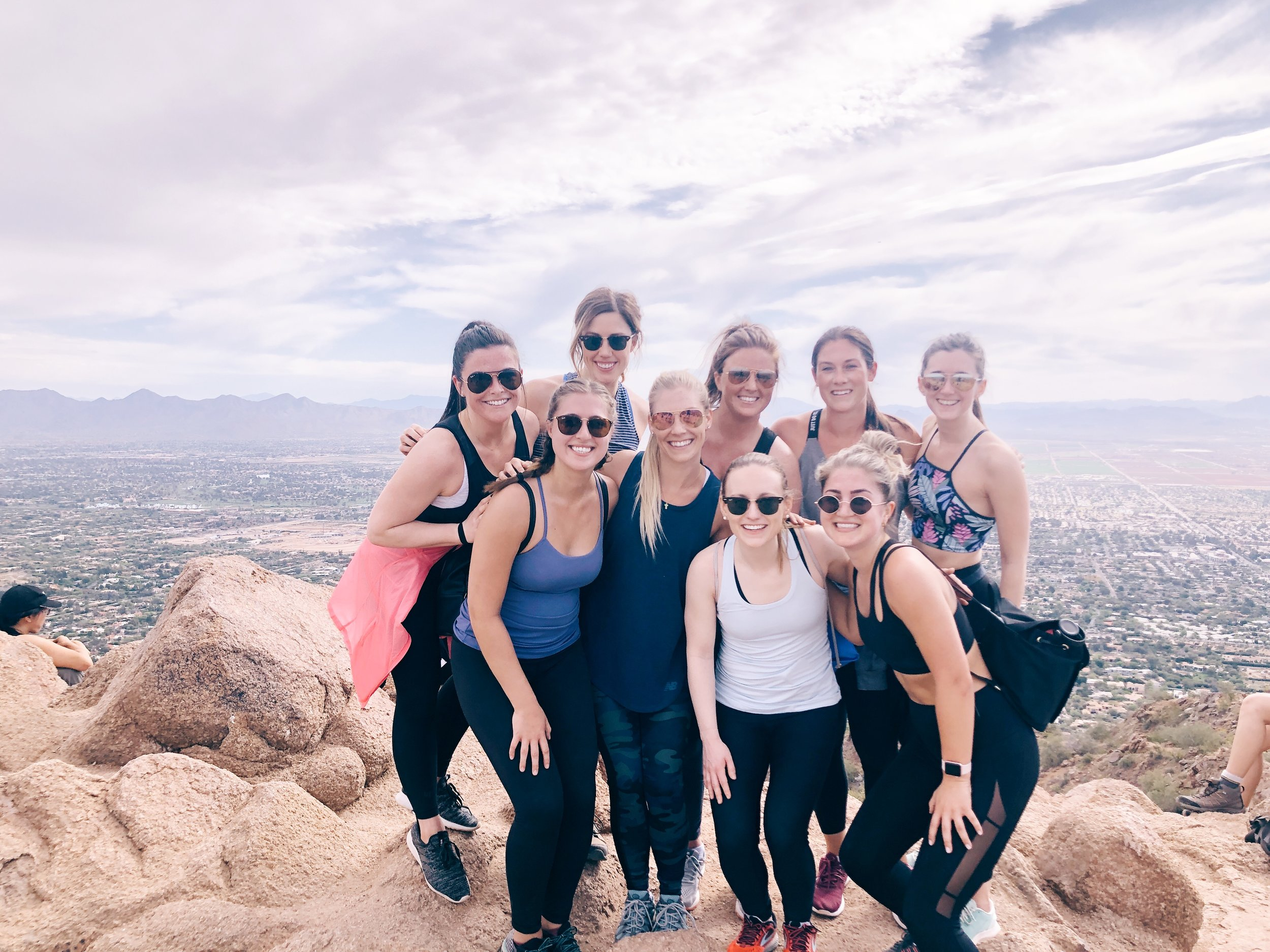 camelback mountain group.JPG
