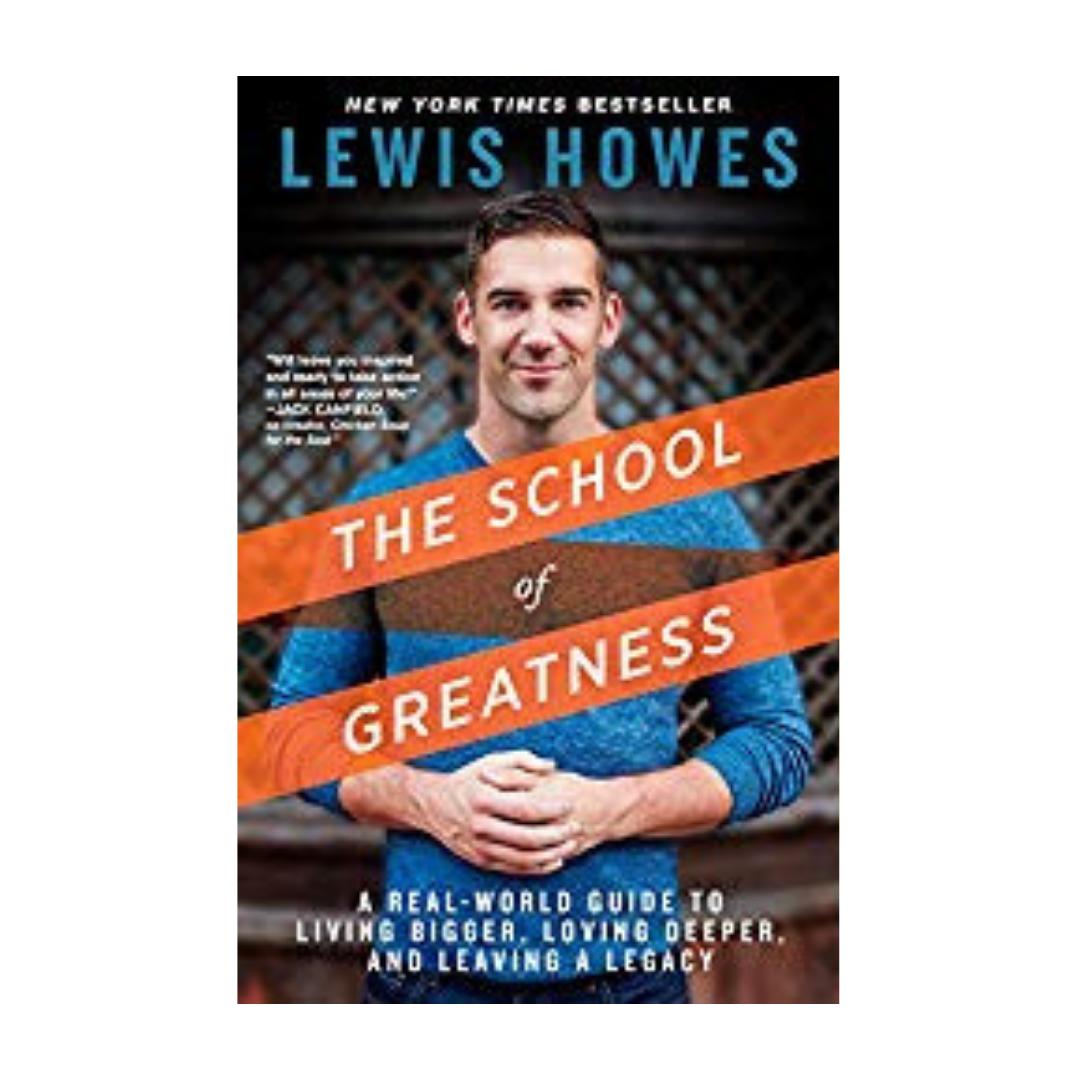 THE SCHOOL OF GREATNESS -