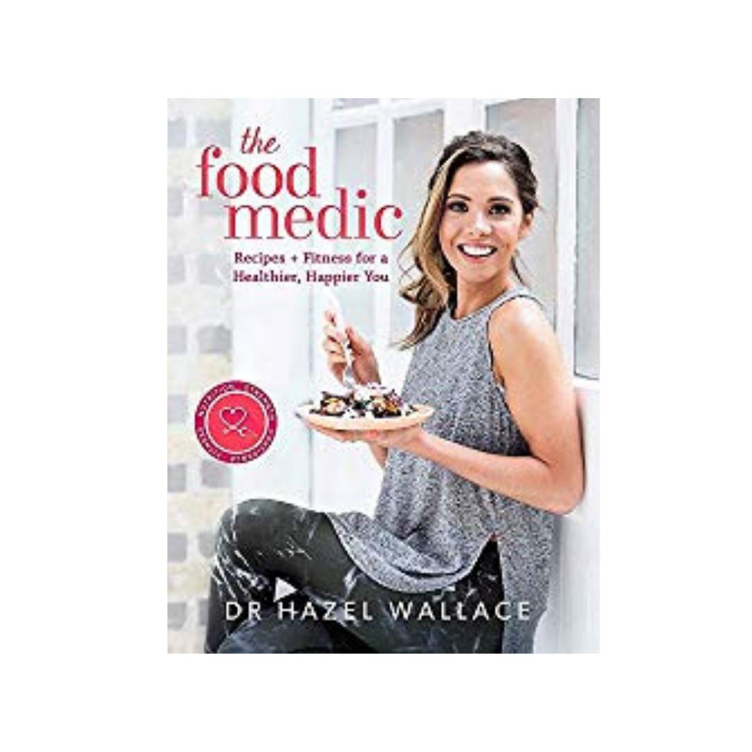 The Food Medic Cookbook -