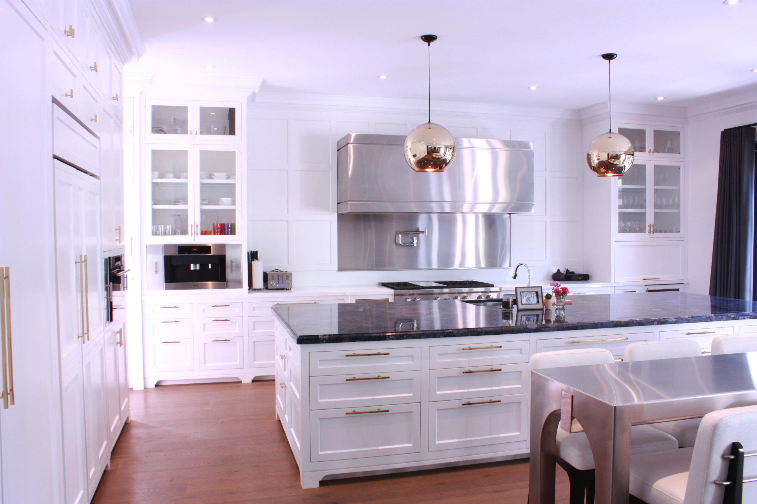 Custom Kitchens & Cabinetry is our Passion    Visit Our Showroom
