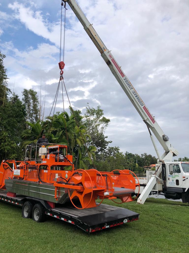 Crane Services -