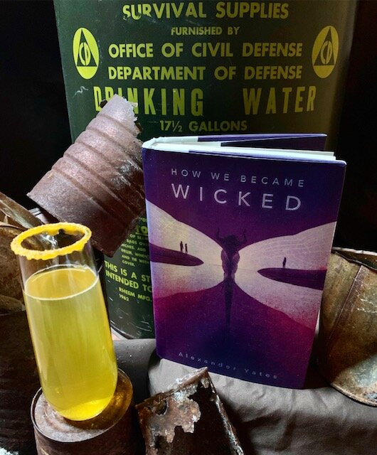 Drink this concoction to protect yourself from becoming Wicked!