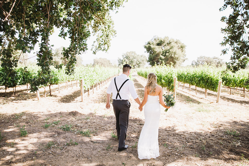 Sandford Creative Photography Santa Inez spring wedding