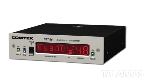 BST25-5/6 – Single channel transmitter