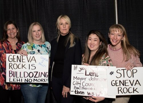Utah Moms for Clean Air with Erin Brokovich