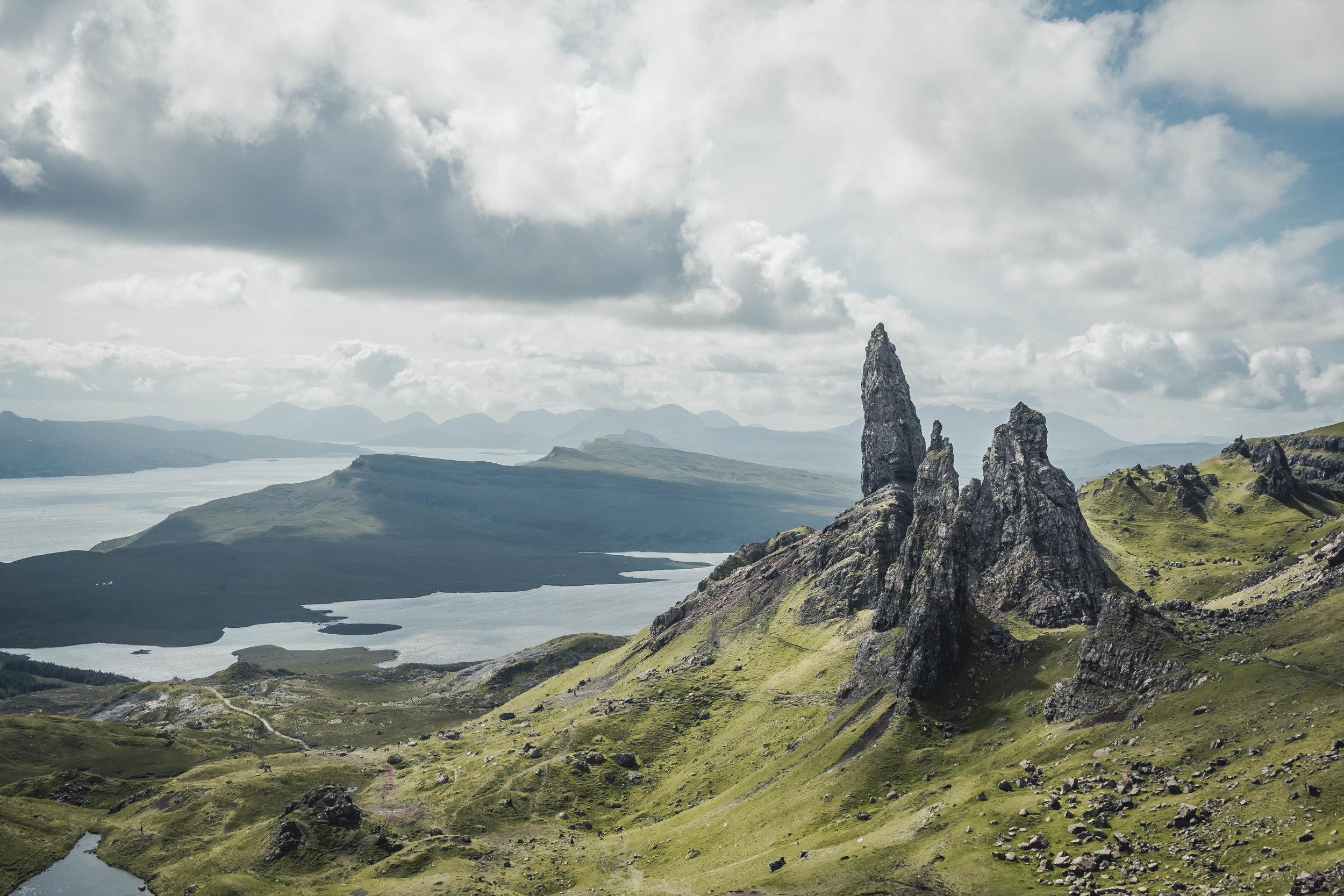 Récit de voyage - Écosse - 2018