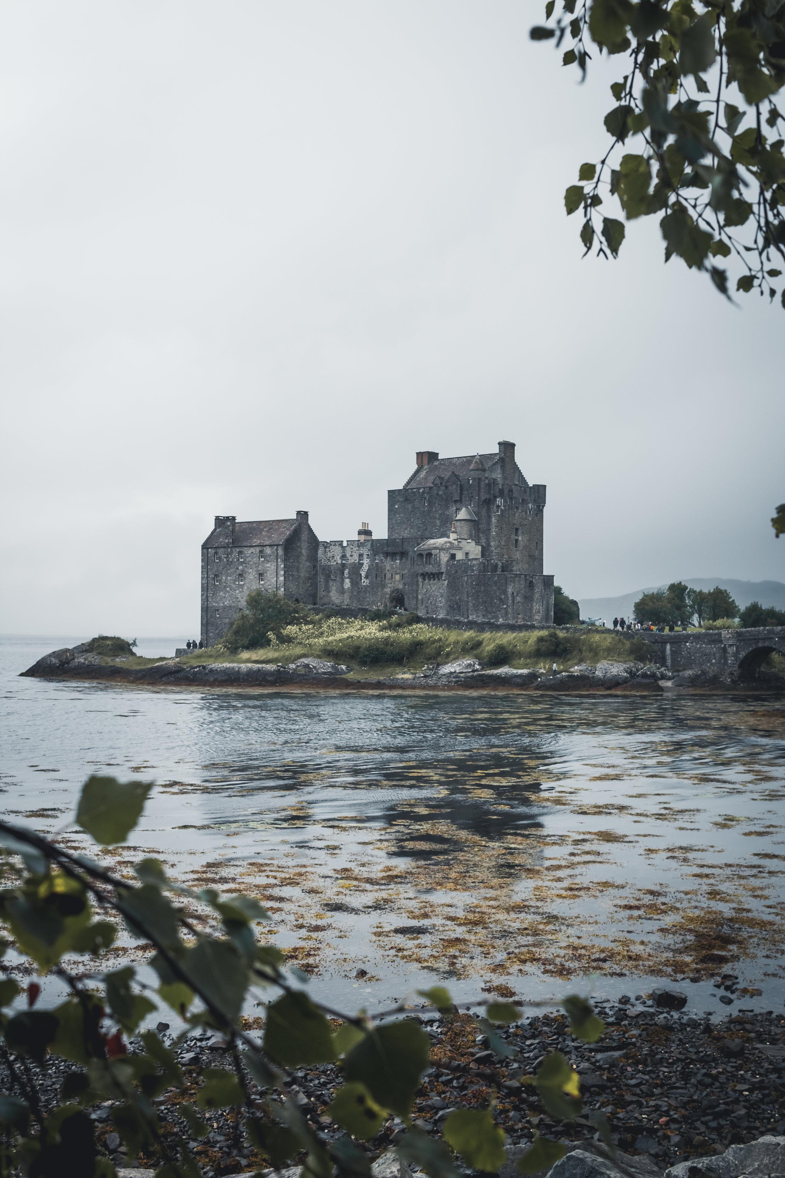 Eilean Donan Castle, Ecosse.jpg