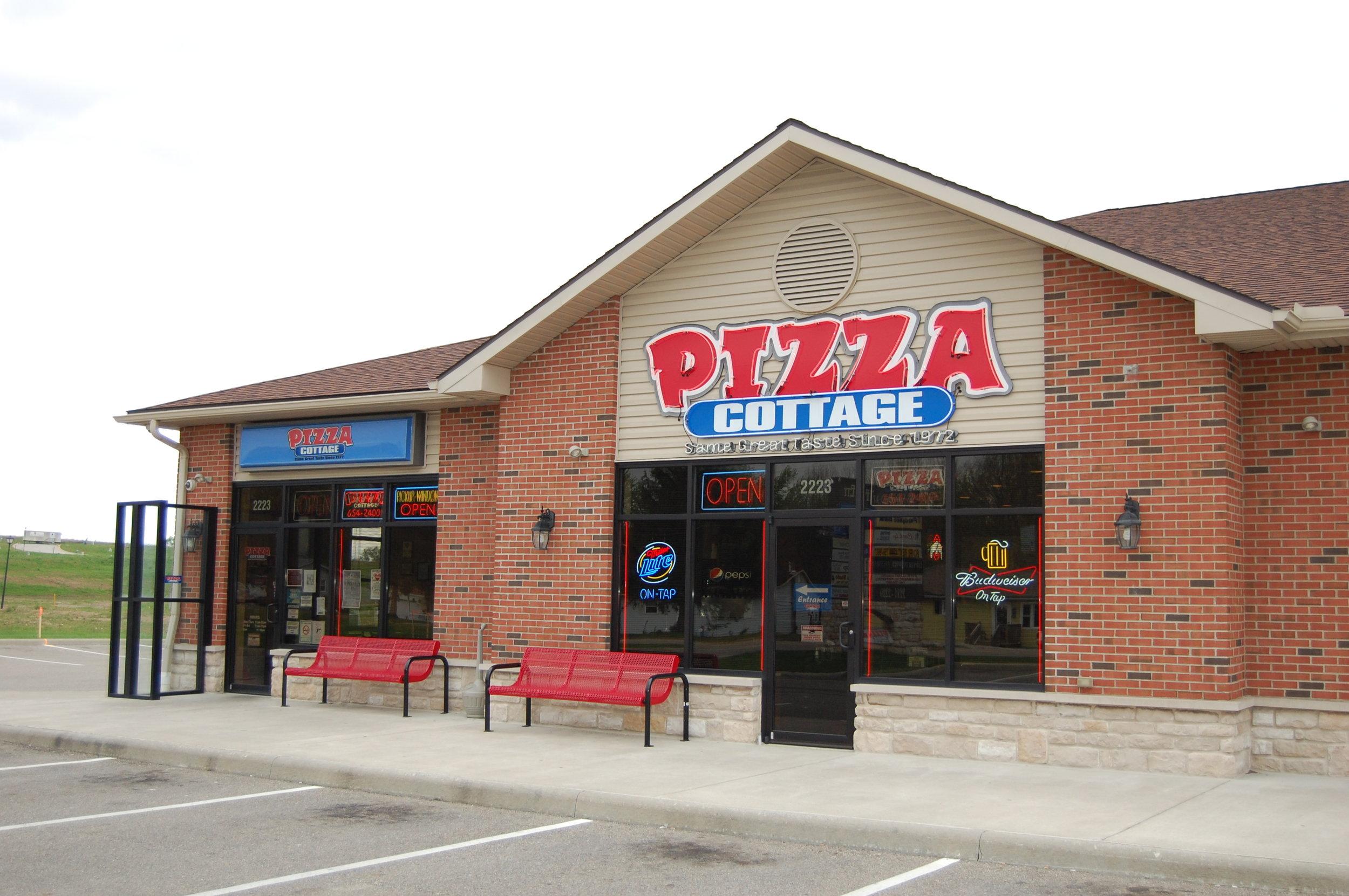 Lancaster Pizza Cottage