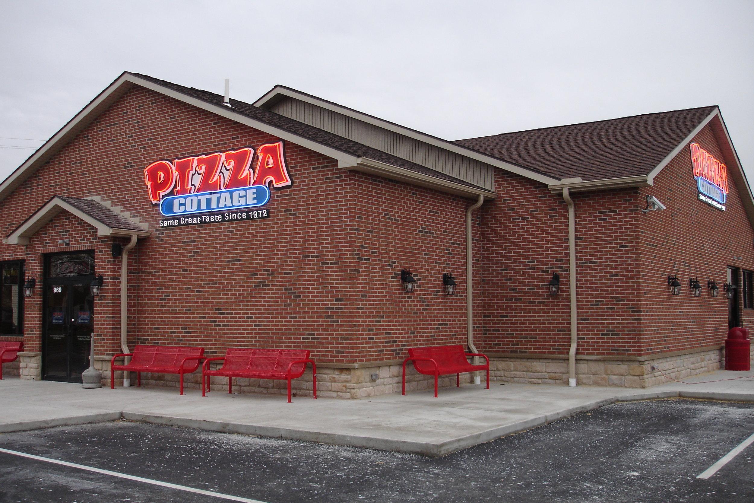 Newark Pizza Cottage