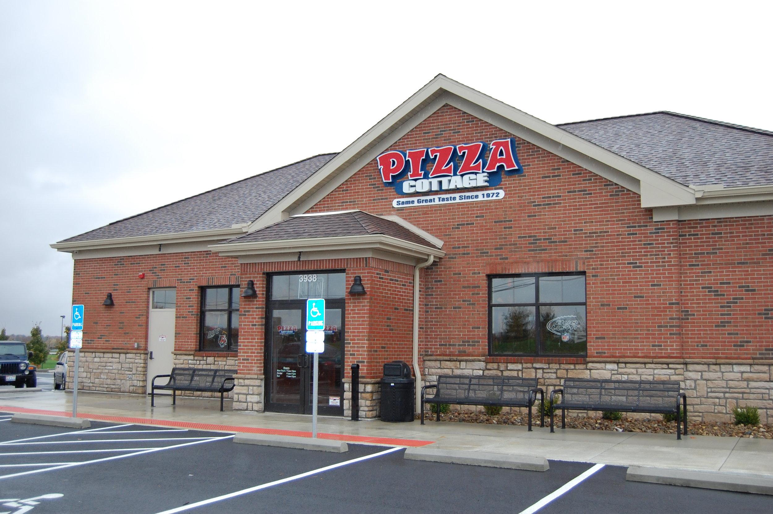 Zanesville Pizza Cottage