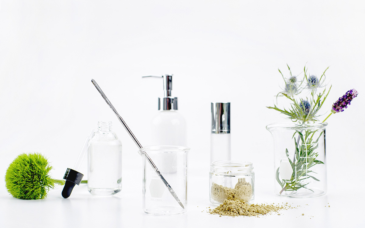 Capabilities - Our on-staff cosmetic chemists offer full-scale production of formulas, from fine mists to luxe masques, scrubs, balms, powders and salts.