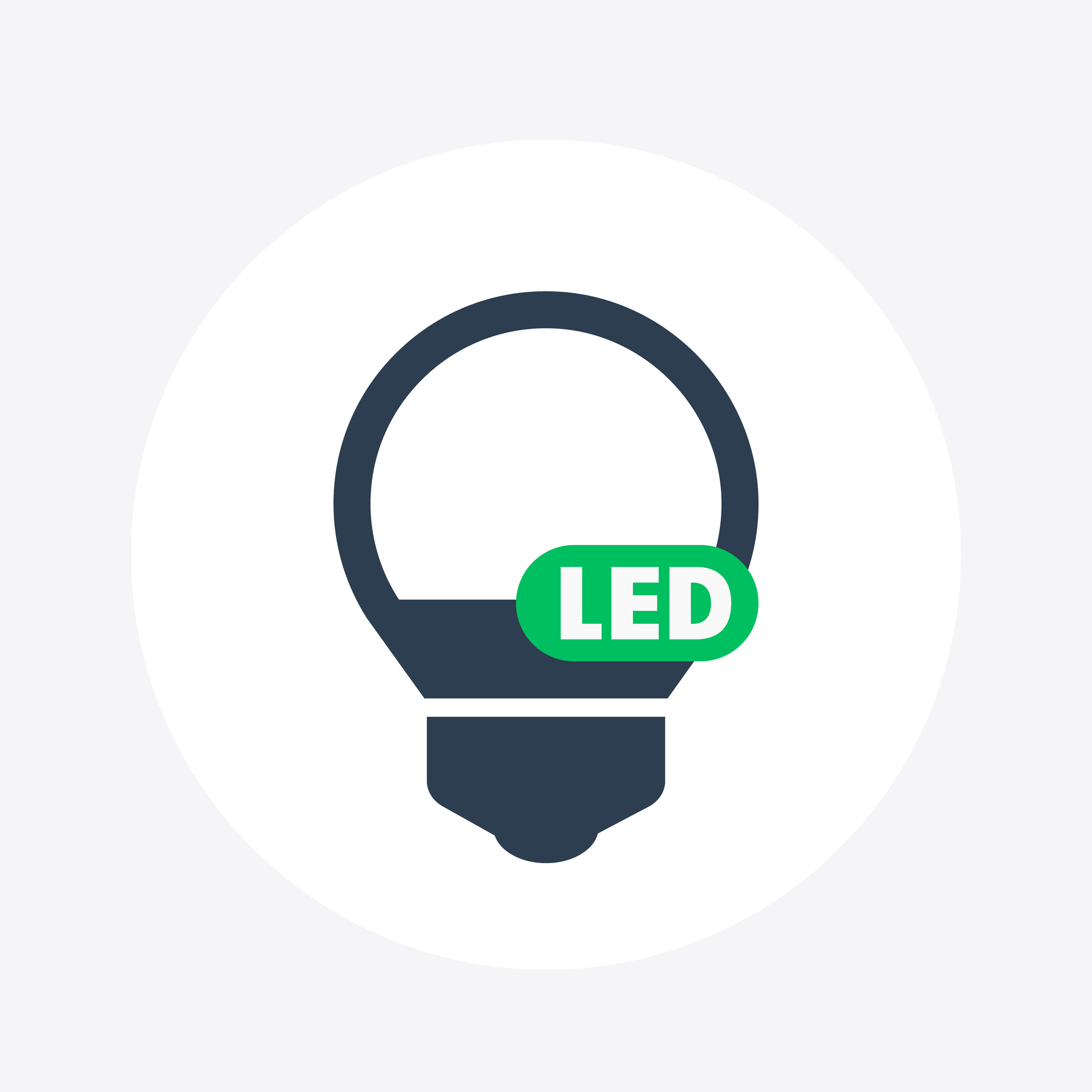 Green & Lean Manufacturing - It starts with the simple things, like being mindful of your resources both short term, and for the long haul. Converting to LED lighting throughout our space saved us $700 a year on our electric bill, and will save us over $19,000 over the next 20 years