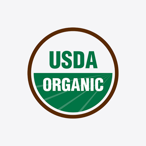 USDA Certified Organic - In July 2019 we received our USDA Organic Certification. We are an Organic Certified Manufacturing facility that can manufacture and help certify your products organic