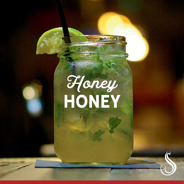 Don't let the start of the work week sour you. Honey Honey will sweeten your day right up. Made with Cathead Honeysuckle Vodka, Elderflower Liqueur, and simple syrup served with a lime wedge and mint garnish. This is the perfect cocktail to help remedy the Monday blues.