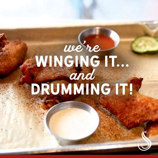 Since we opened we have been serving up some of the best wings in the Charleston area. They are delicious any way you eat them. Try them with one of our homemade sauces or just wing it and eat them naked.