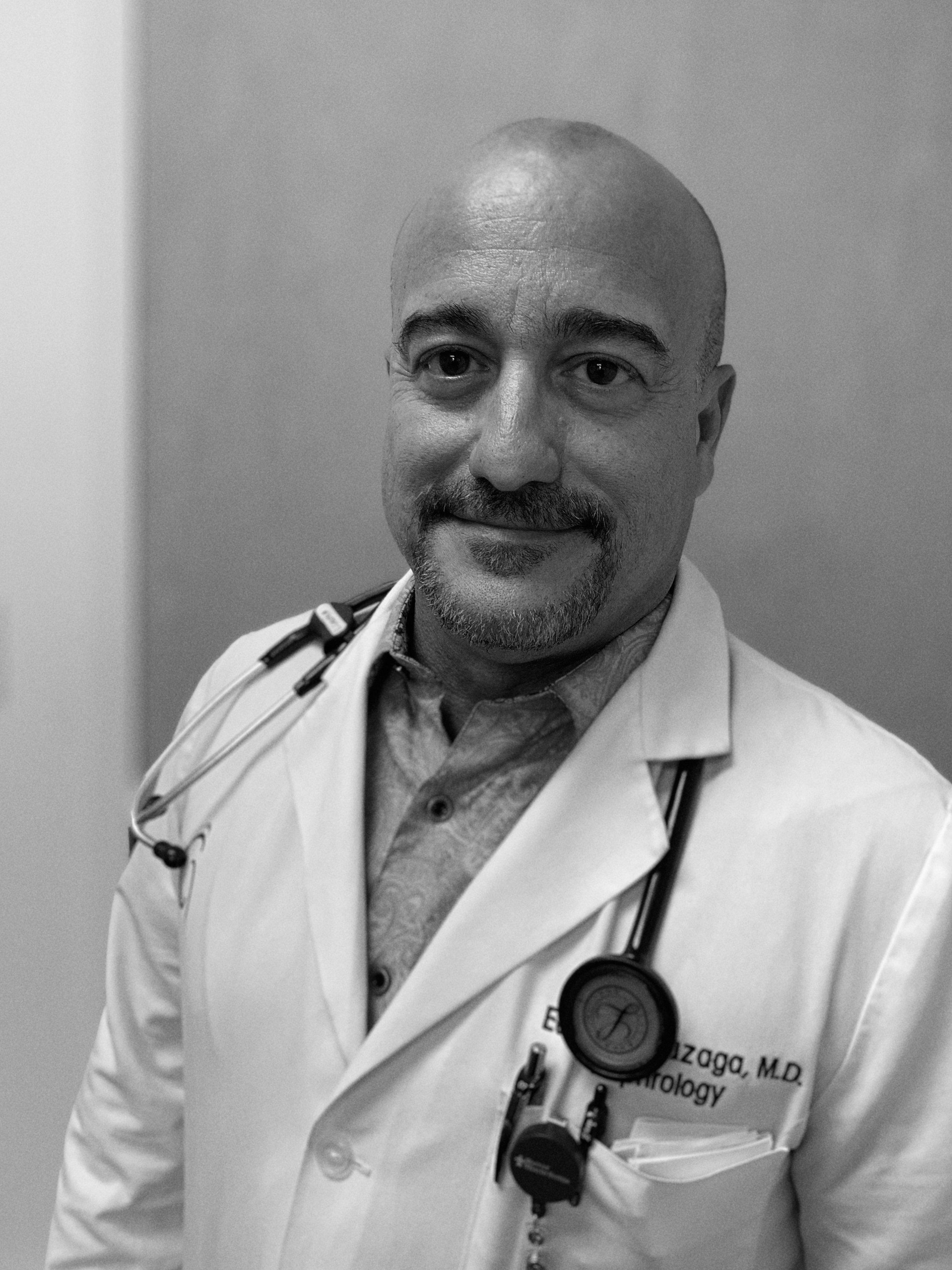 Dr. Edward Lazaga   Medical Director