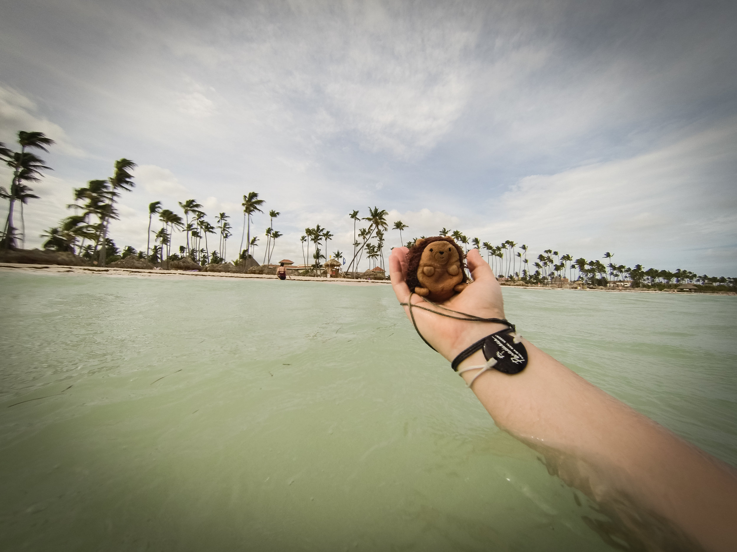Sosik-Hamor Holiday in Punta Cana (December 2012)
