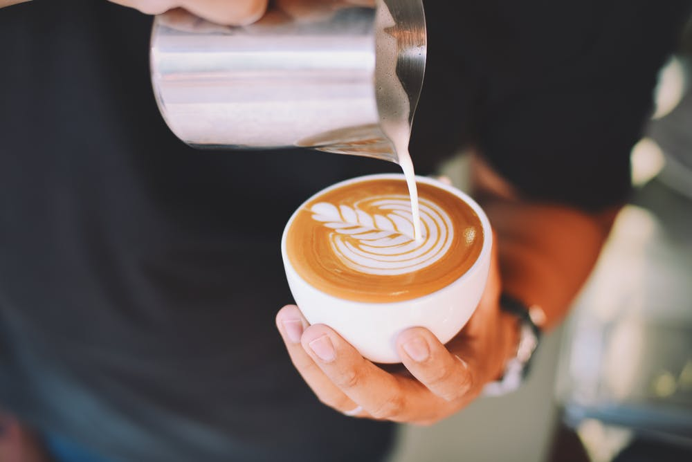 MORNING COFFEE SERVICE
