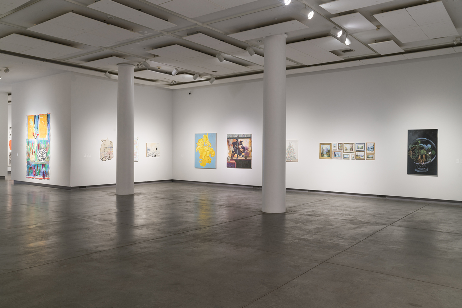 American Genre: Contemporary Painting : July 20 – September 15, 2017
