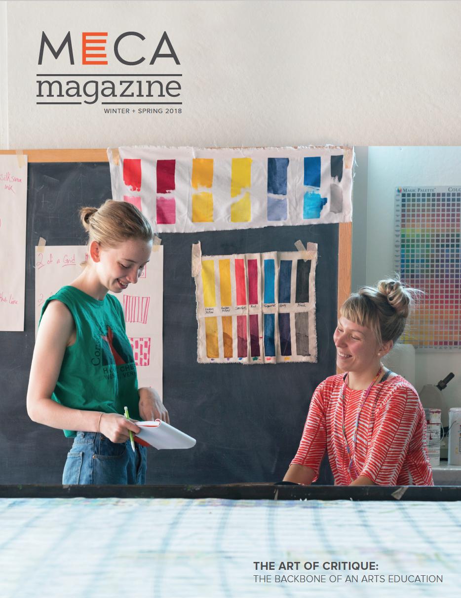 "meca magazine 2018 - ""focus on the ica"""