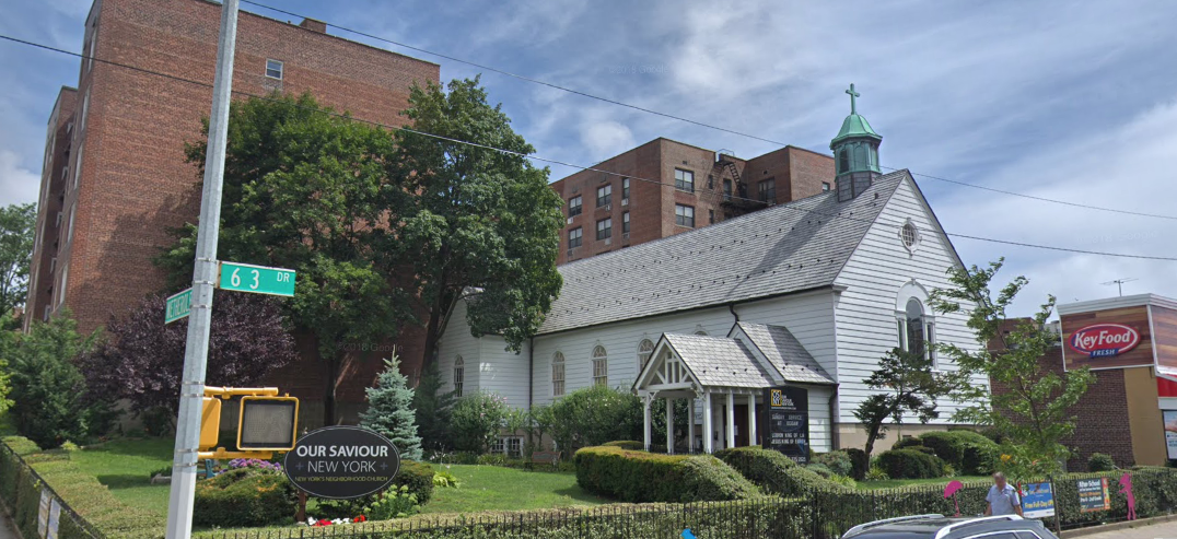 Church Campus - 92-14 63 Drive, Rego Park, NY 11374Serves 20 Pre-K For All students in one classroom with three full-time staff.
