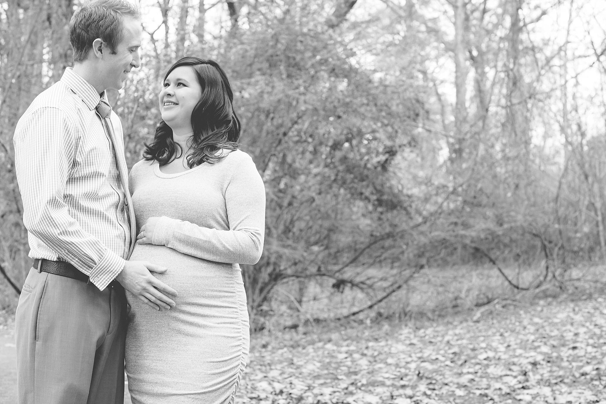 Jennifer & Ryan – Maternity Session – Greenville NC